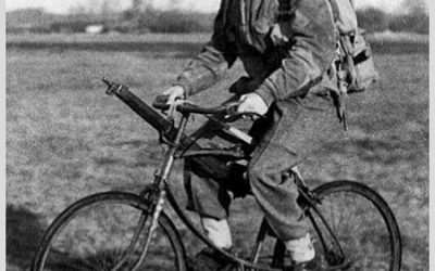 Ambassadeurs fietsen Liberation Route door Brabant en Gelderland