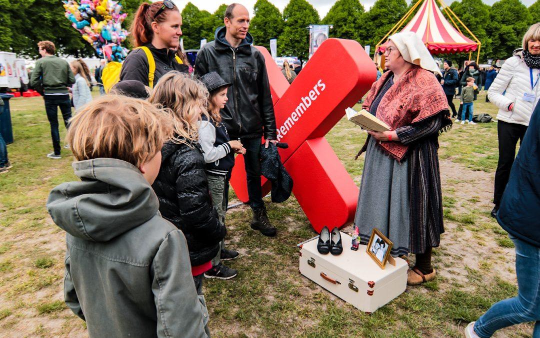 Verhalen uit de oorlog komen tot leven op Bevrijdingsfestival Brabant