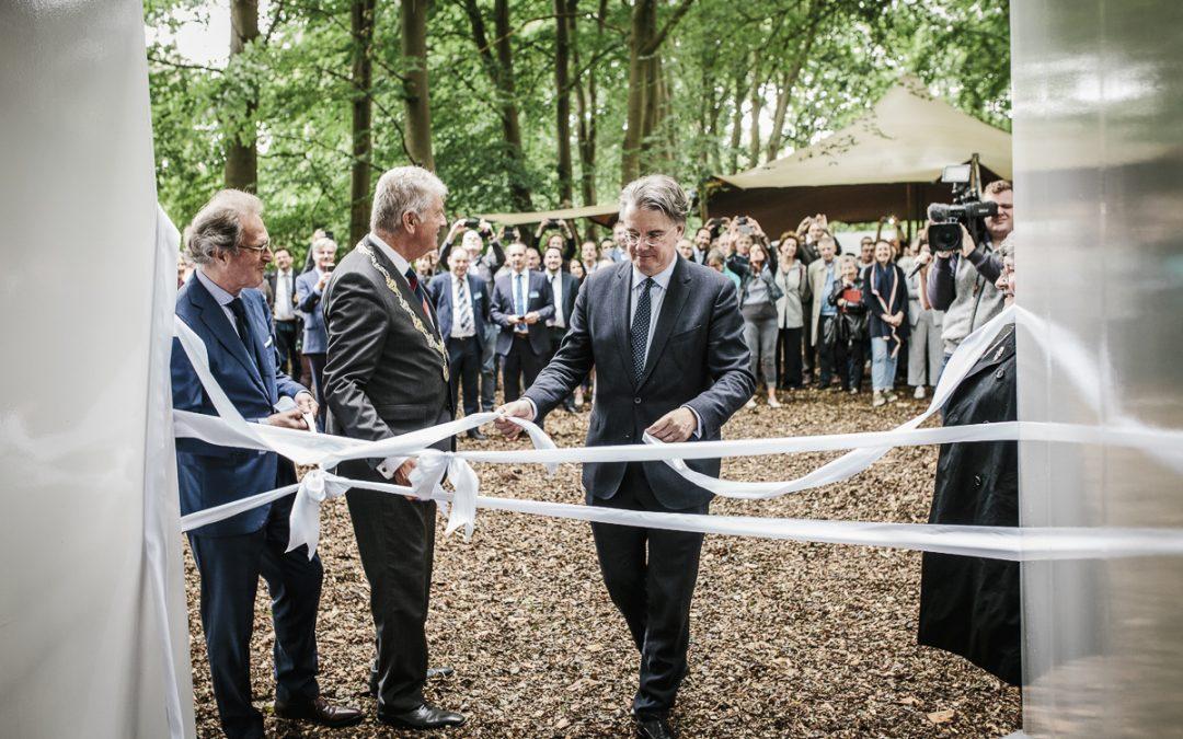Dilemma Doolhof in Bergen op Zoom officieel geopend