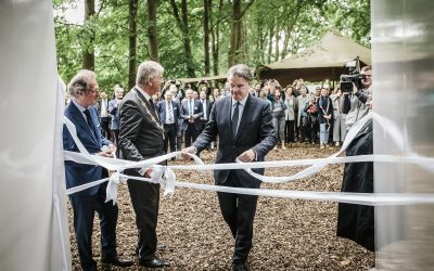 Dilemma Maze in Bergen op Zoom officially opened