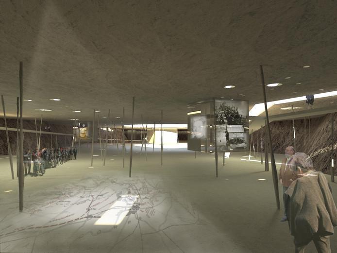 Half miljoen voor Bezoekerscentrum Militaire Erevelden in Bergen op Zoom
