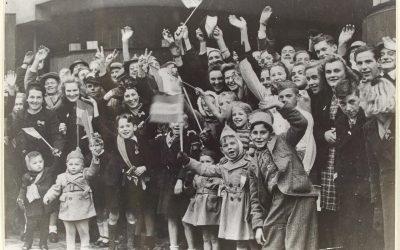 Noord-Brabant kiest aansprekende foto's van de Tweede Wereldoorlog. Stem Mee!