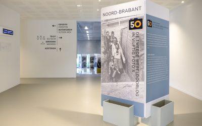 Brabants indrukwekkendste oorlogsfoto's te zien bij NM Kamp Vught