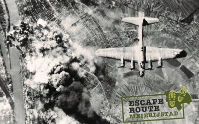 Eerste openlucht Escaperoute van Nederland is een feit