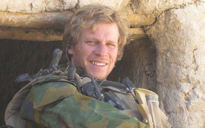 Vrijheidscollege Gijs Tuinman over oorlog en vrede