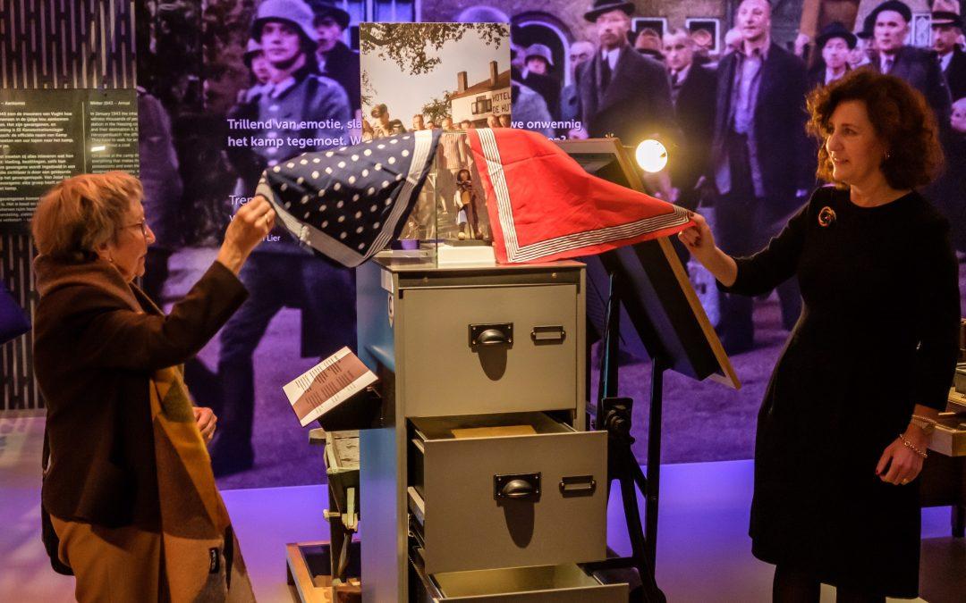 Nationaal Monument Kamp Vught eerste Canon-museum in Noord-Brabant