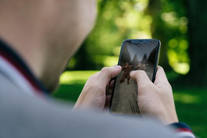 Wereldprimeur: WOII verhalen komen tot leven met nieuwste Augmented Reality technologie