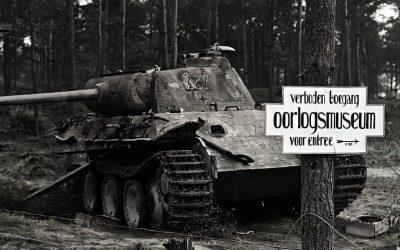 Oorlogsmuseum Overloon 'viert' 75-jarig jubileum