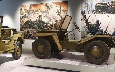 Oorlogsmuseum Overloon heropent met nieuwe tentoonstelling!